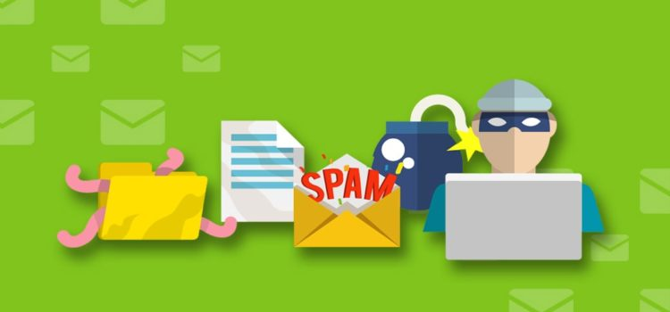Saiba como configurar o spam filter para a sua tranquilida