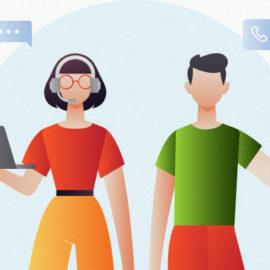 É uma boa ideia desistir de um site por uma rede social ? Facebook ou Instagram ?